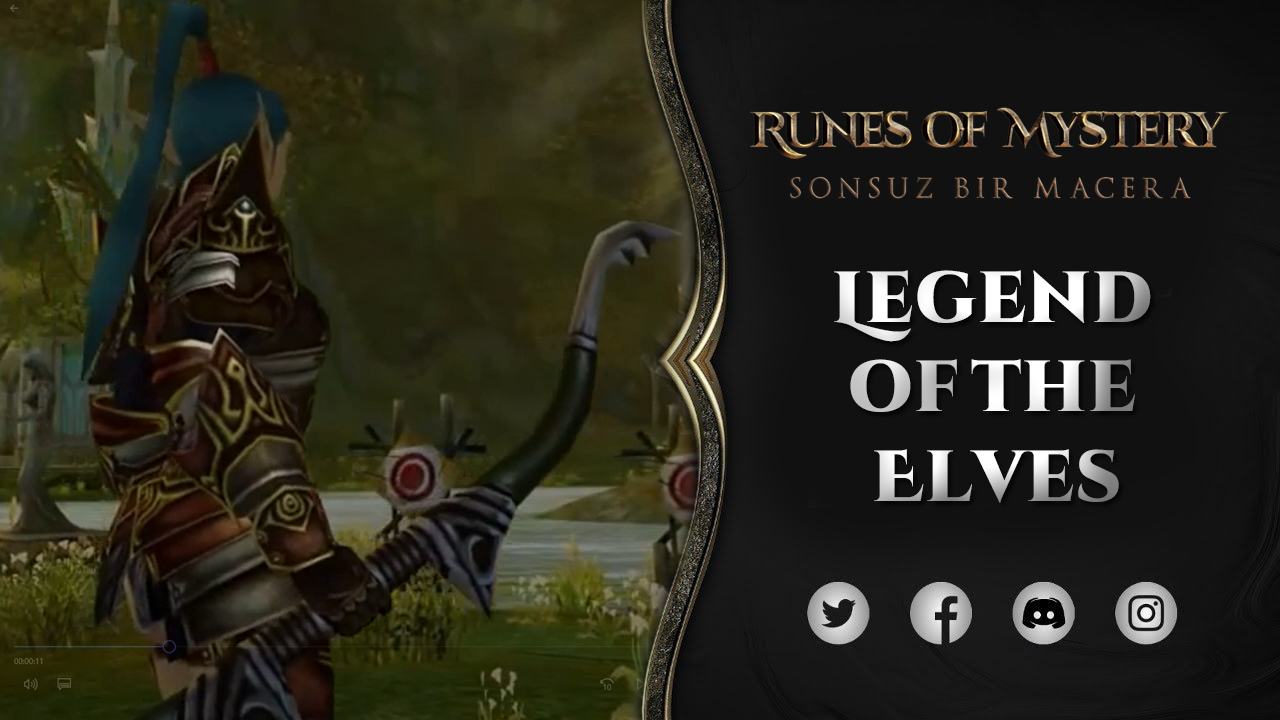 Runes of Mystery - Legend of the Elves