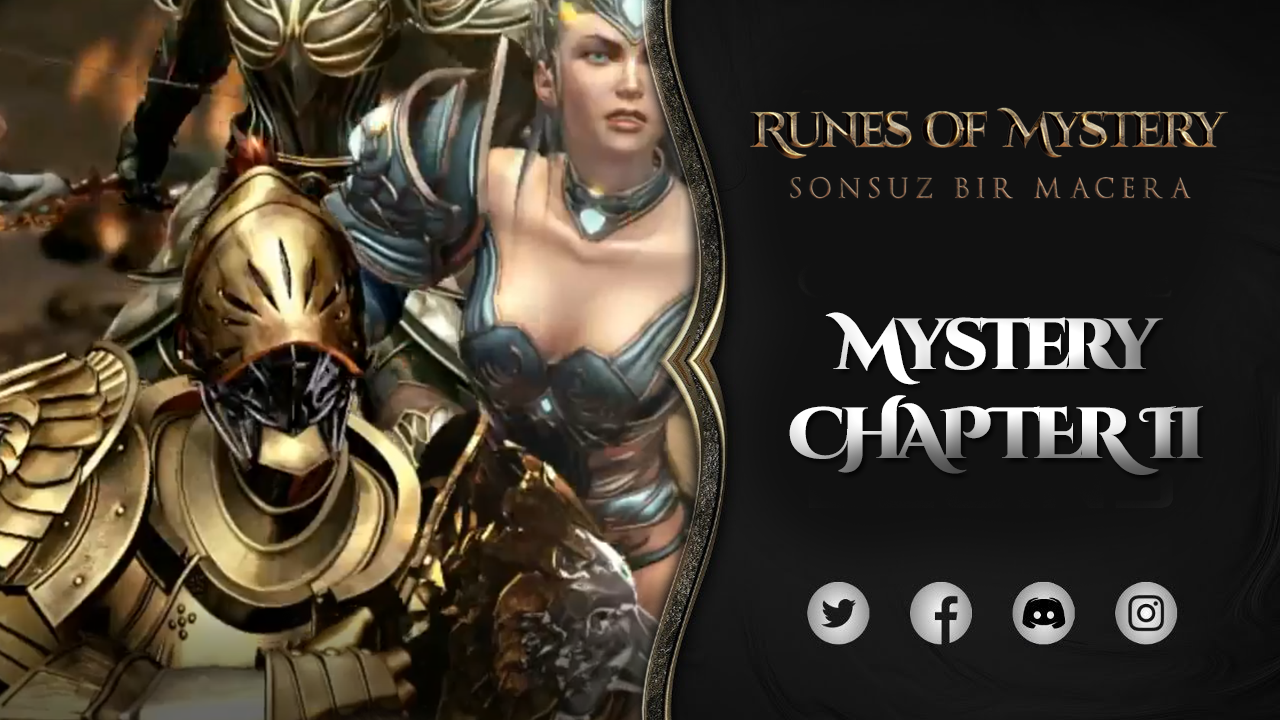Runes of Mystery - Chapter II